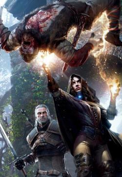 巫师 玻璃之屋的封面图