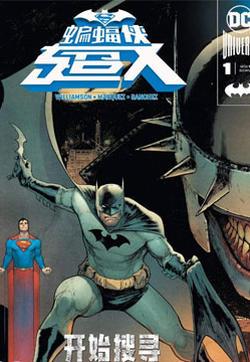 蝙蝠侠超人v2的封面图