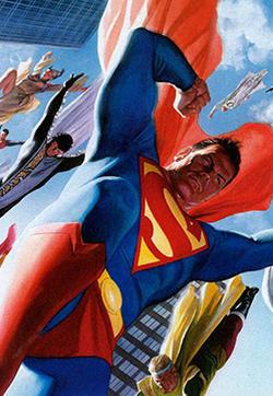 超人:新氪星的封面图
