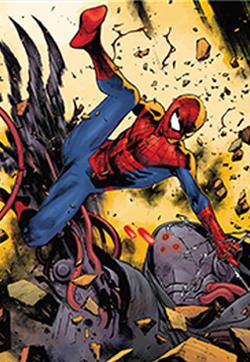 蜘蛛侠V3的封面图